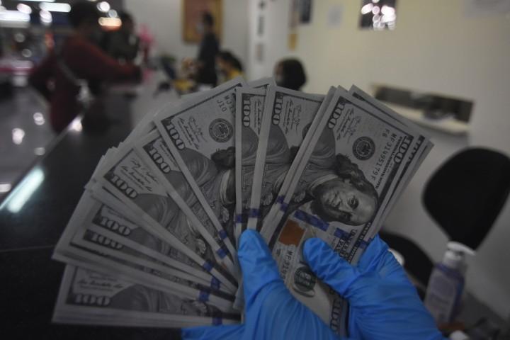Rupiah Melemah ke Rp15.712/USD