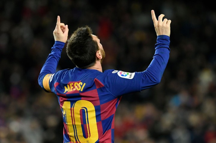 Messi, Ronaldo, Neymar Pesepakbola Bergaji Tertinggi Dunia