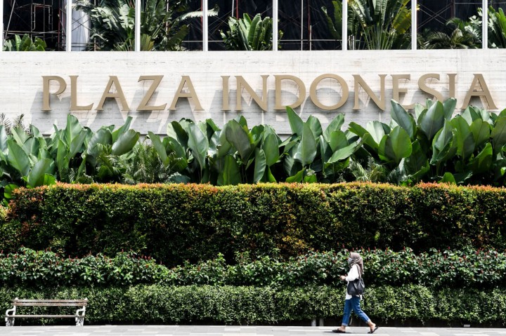 Plaza Indonesia Tutup Hingga 3 April