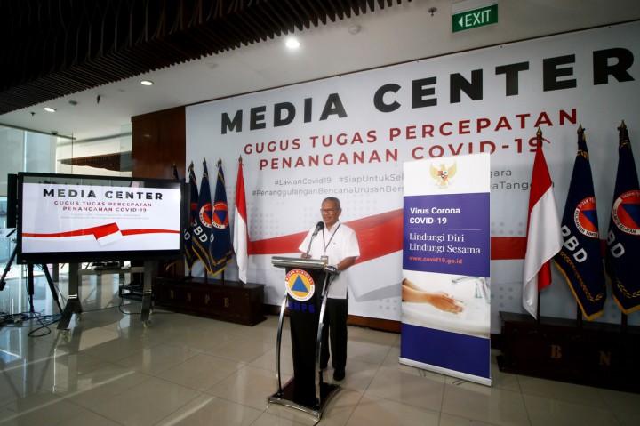 Pasien Positif Korona di Indonesia Jadi 790 Orang