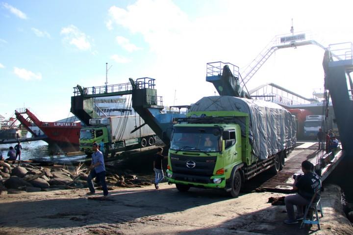 Pelabuhan Penyeberangan Ketapang-Gilimanuk Kembali Beroperasi