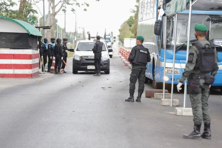 Thailand Lockdown Hingga Akhir April