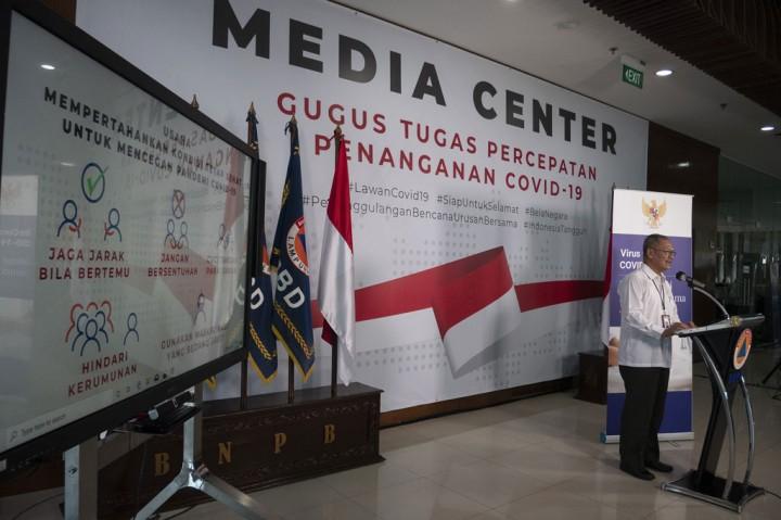 Bertambah 103, Total Kasus Positif Covid-19 di Indonesia Jadi 893