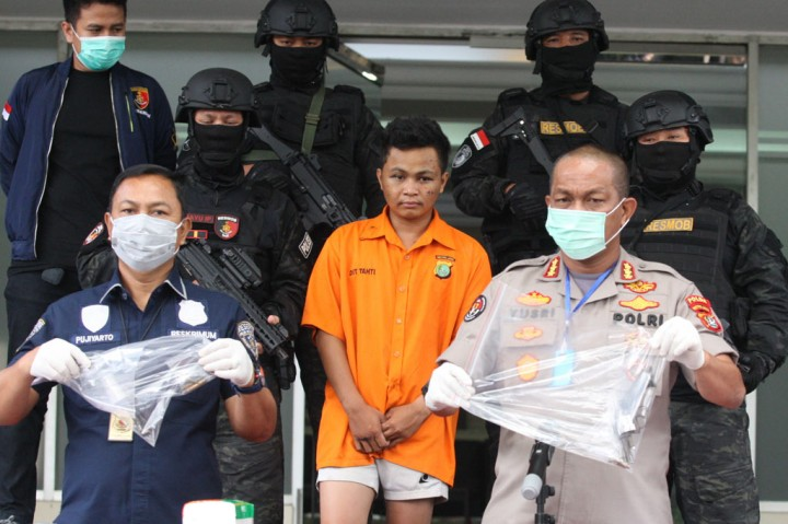 Melawan Petugas, 2 Pelaku Curanmor Ditembak Mati