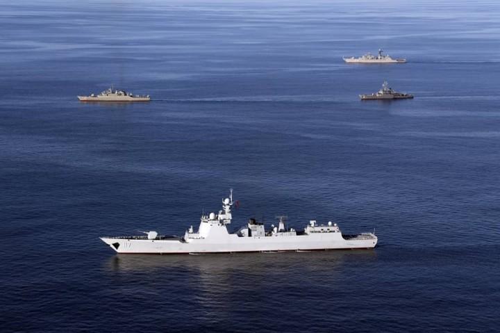 Kapal Perang Iran Tak Sengaja Tertembak Rudal, 19 Tewas