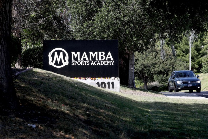 Hormati Bryant, Akademi Olahraga Pensiunkan Nama 'Mamba'