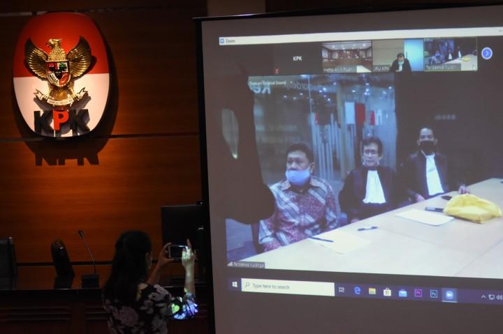 Mantan Dirut PTPN III Dituntut 6 Tahun Penjara