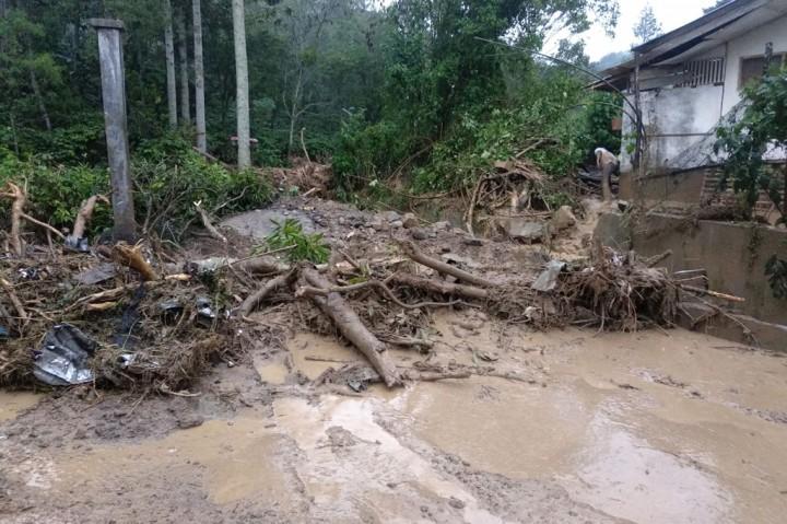 Banjir Bandang Terjang Aceh Tengah