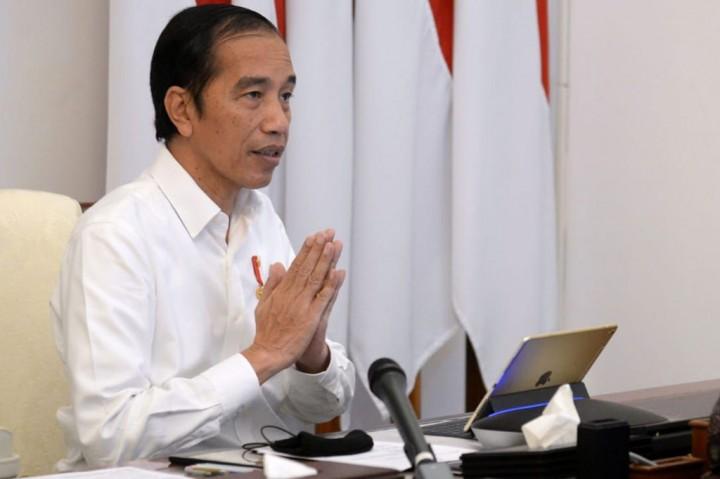 Jokowi Resmikan Gerakan Nasional #BanggaBuatanIndonesia