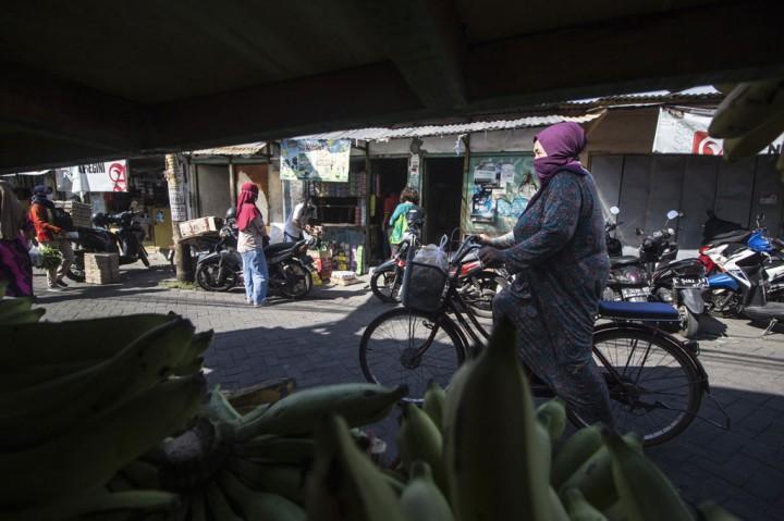 Pasar Jojoran Kembali Dibuka
