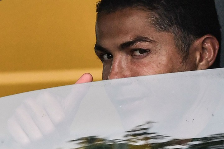 Ronaldo Kembali Berlatih Bersama Juventus