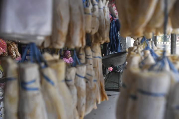 Omzet Pedagang Oleh-oleh di Pantura Turun