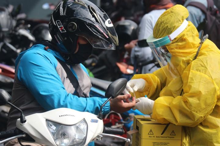 Rapid Test Gratis Digelar di Hotel Papandayan Bandung