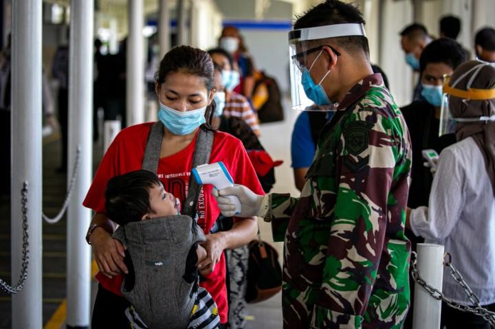 293 Pekerja Migran Indonesia Pulang Lewat Batam