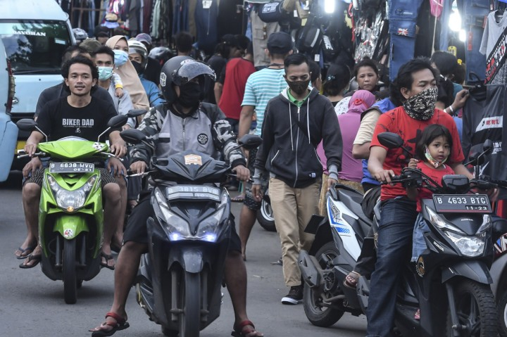 Bertambah 973, Kasus Positif Covid-19 di Indonesia Jadi 20.162