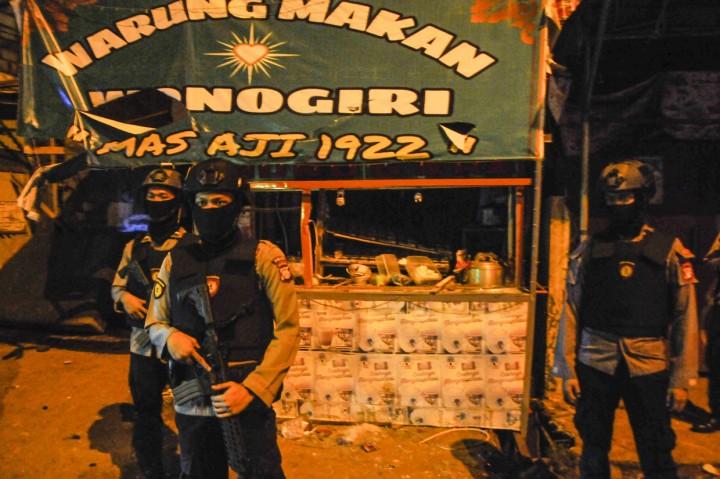 Pascabentrok Ormas di Bekasi, Petugas Gabungan Perketat Pejagaan