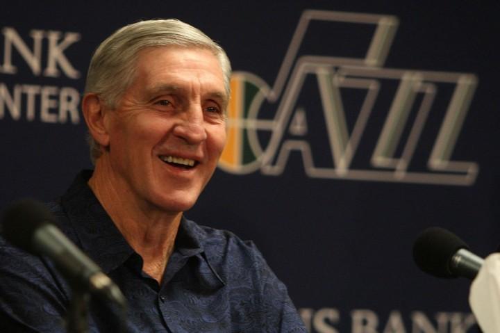 Mantan Pelatih Utah Jazz Jerry Sloan Meninggal Dunia