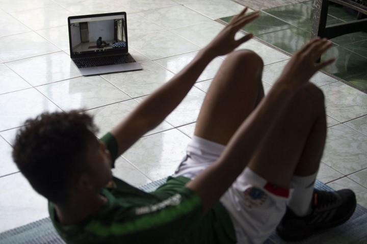 Tmnas U-19 Jalani Pemusatan Latihan Secara Virtual