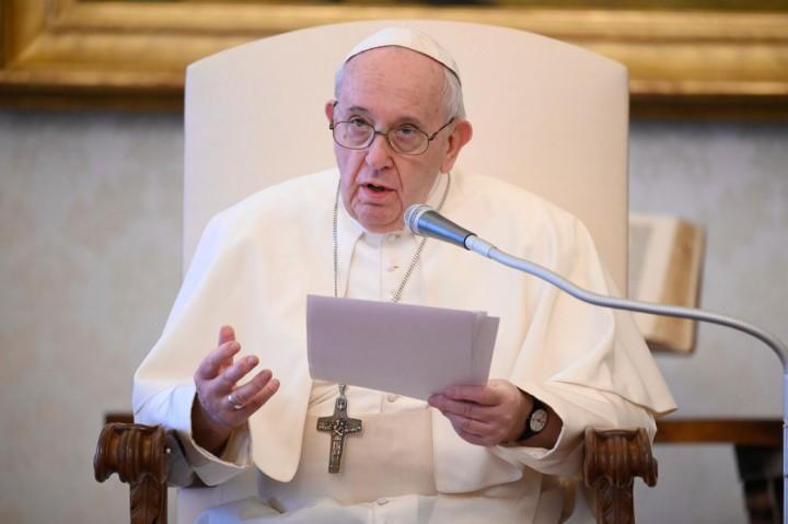 Paus Fransiskus Sahkan Aturan Baru Antikorupsi di Vatikan