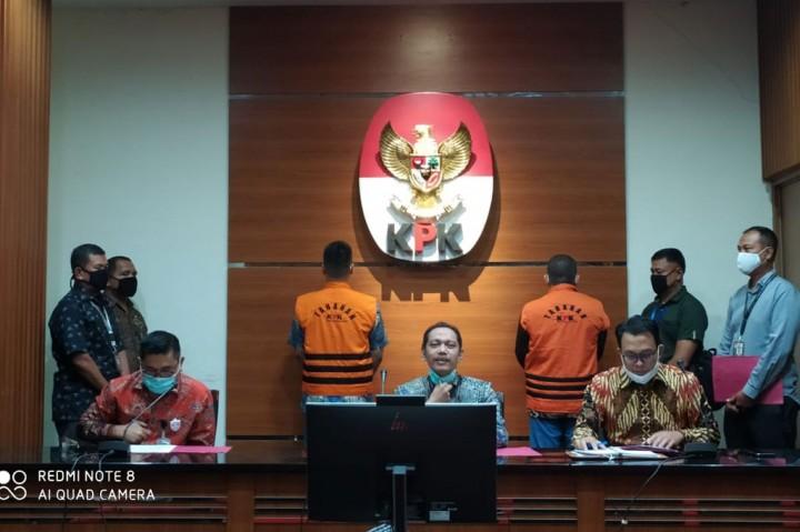 Nurhadi dan Menantunya Ditahan di Gedung C1 KPK
