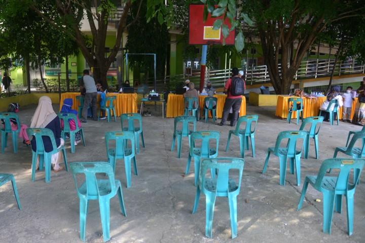 Pendaftaran Murid Baru di Aceh Terapkan Protokol Kesehatan