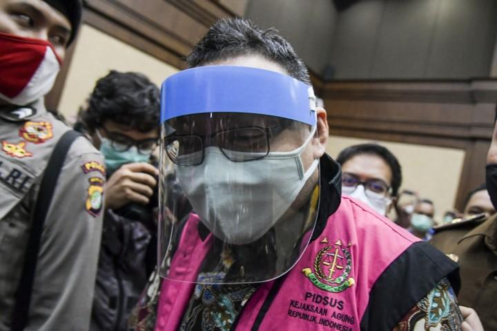 6 Terdakwa Korupsi Jiwasraya Jalani Sidang Perdana