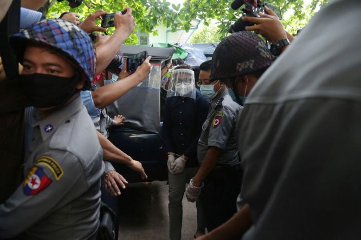 Langgar Pembatasan di Myanmar, Pendeta asal Kanada Diadili