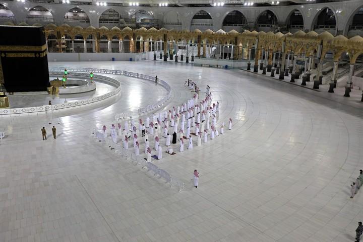 Arab Saudi Selenggarakan Haji secara Terbatas