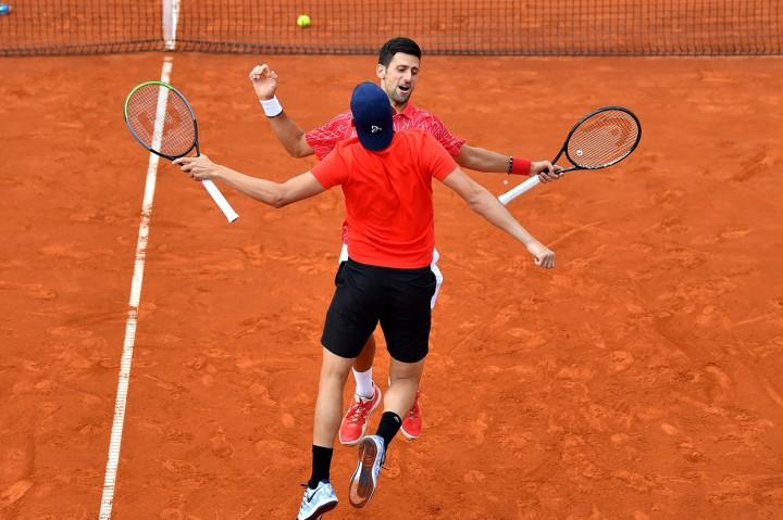 Djokovic dan Istri Positif Terpapar Covid-19