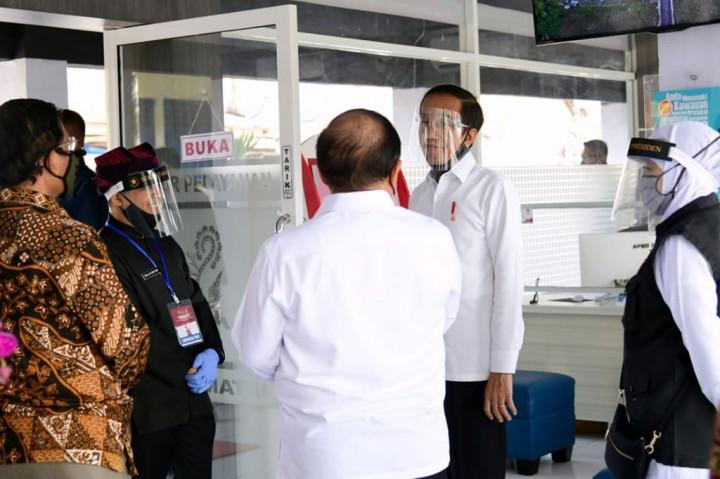 Jokowi: Banyuwangi Siap Terapkan Prakondisi Normal Baru