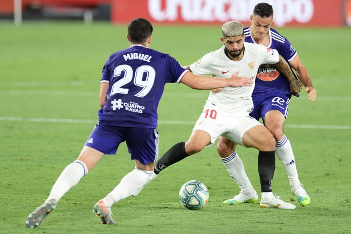 Sevilla Imbang Keempat Kalinya Secara Beruntun