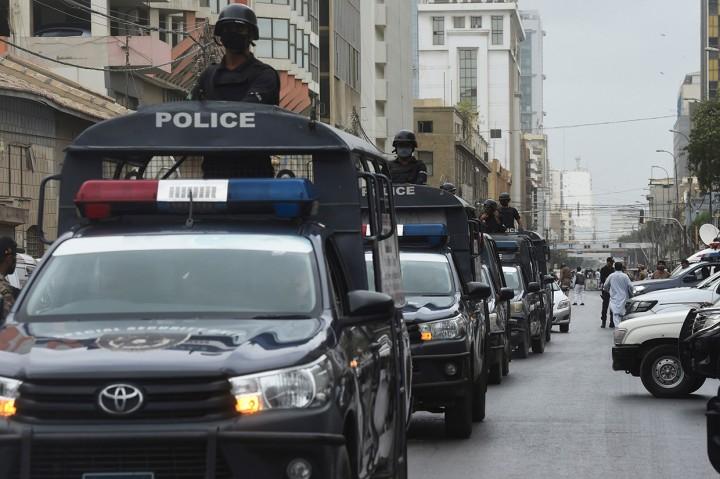 Penyerangan di Bursa Efek Pakistan, 6 Tewas