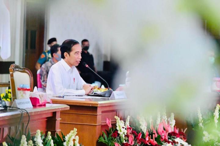 Jokowi: Jangan Paksakan New Normal Bila Data tak Mendukung