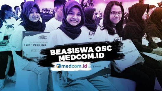 Ribuan Peserta Rebutkan Beasiswa OSC 2019