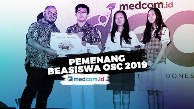 420 Peserta Pemenang Beasiswa OSC 2019