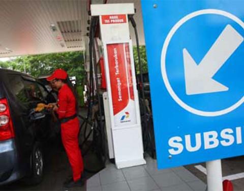 Pencabutan Subsidi BBM Dinilai Efektif