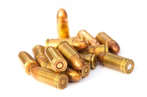 46 Peluru Aktif Ditemukan di Selokan