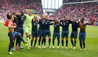 Bayern Muenchen Siap Berpesta di Berlin