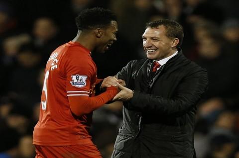 Rodgers: Liverpool Berada di Jalur Juara