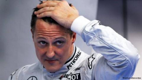 Schumacher Tunjukkan Tanda-Tanda Siuman