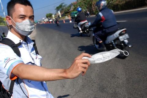 Minimalkan Kerusakan Paru-Paru dengan Memakai Masker