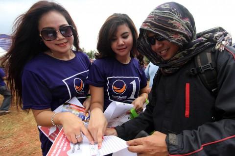 Diduga Curang, Nasdem Riau Laporkan 65 KPPS ke Bawaslu
