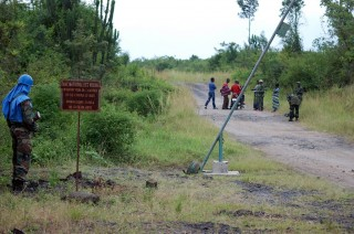 Kepala Taman Nasional Situs Warisan Budaya Dunia Ditembak