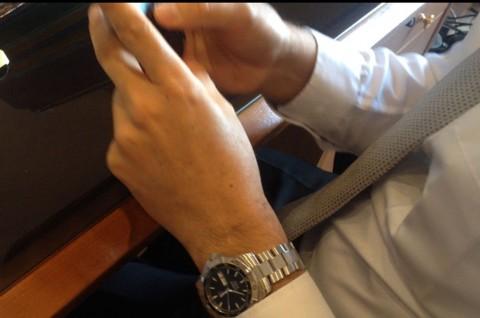 Ahok Belum Ganti Jam Tangan Selama 8 Tahun
