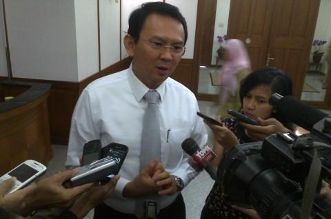 Cerita Ahok tentang Jam Tangan Ketua Fraksi Gerindra DPRD DKI