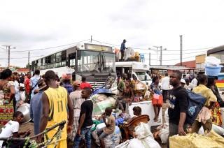 Republik Kongo Usir 50 Ribu Penduduk Ilegal