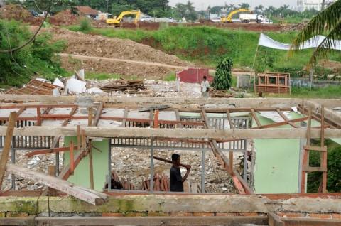 Pembebasan Lahan Tol Palembang-Indralaya telah Rampung