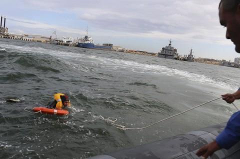 Belasan Migran Tenggelam di Laut Mediterania