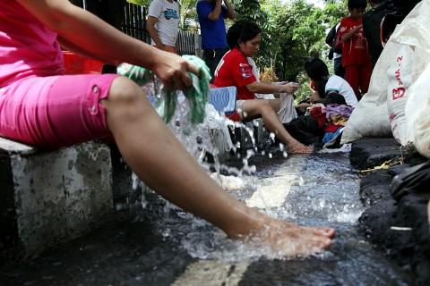 Ini Target Ambisius Pemerintah Soal Air Minum dan Sanitasi