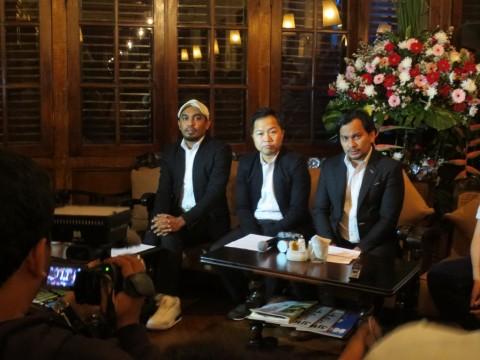 Trio Lestari Dukung Jokowi-JK dengan Revolusi Wangi